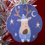 Lindos Enfeites para Árvore de Natal!
