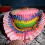 Como Fazer Cupcakes Arco Íris!