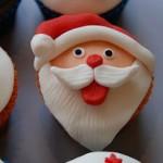 Mais Cupcakes de Natal!