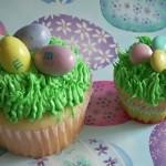 Cupcakes de Páscoa com M&M's!