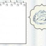 Bodas de Prata – Kit Completo com molduras para convites, rótulos para guloseimas, lembrancinhas e imagens!
