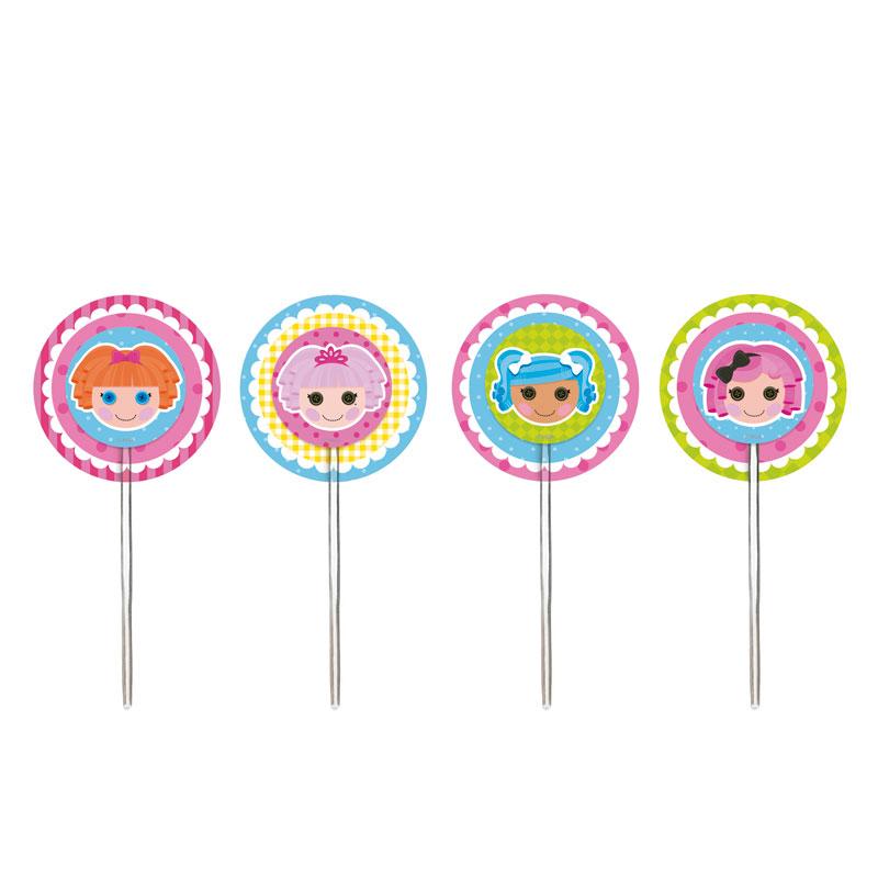 Enfeite Palito para Cupcakes: