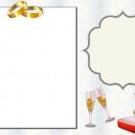 Noivado – Kit Completo com molduras para convites, rótulos para guloseimas, lembrancinhas e imagens!