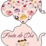Convites Molde Bule para Festa do Chá!