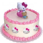 Lindos Bolos da Hello Kitty!!!