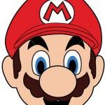 Máscara Mario Bros!