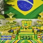 Ideias para decoração com o Tema Brasil!