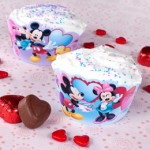 Lindo Demais!!!!! Cupcakes do Mickey e da Minnie