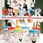 Ideias para festa com o Tema A Casa do Mickey Mouse!