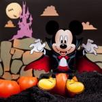 Caixinha do Mickey Vampiro para Haloween
