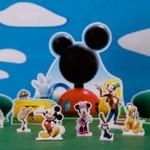 Mickey Mouse Club House – Cenário e Personagens para Imprimir e Recortar!