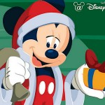 Imagens de Natal do Mickey