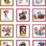Jogo de Memória de Natal do Mickey!