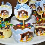 Tema: Nascimento de Jesus – Festa da Leitora Daiane Pereira Rodrigues!