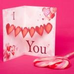 Cartão Pop Up para o Dia dos Namorados!