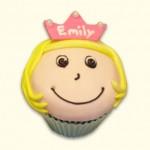 Novos Cupcakes de Princesas