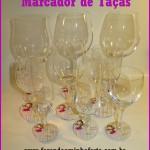 Molde Marcador de Taças de Vinho e Champagne!