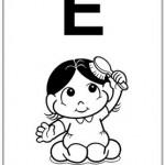 Vogais A E I O U Turma da Mônica Baby!