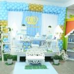Tema: Coroa de Príncipe – Festa da Leitora Izabela Valeska Oliveira!