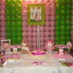 Tema: Rosa Floral Provençal – Festa da Leitora Michelle Salvitti!