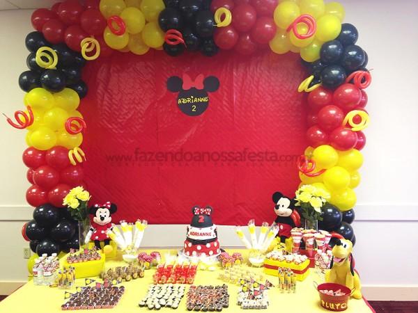Adrianne 2 anos-Festa Do Mickey e sua Turma 2153