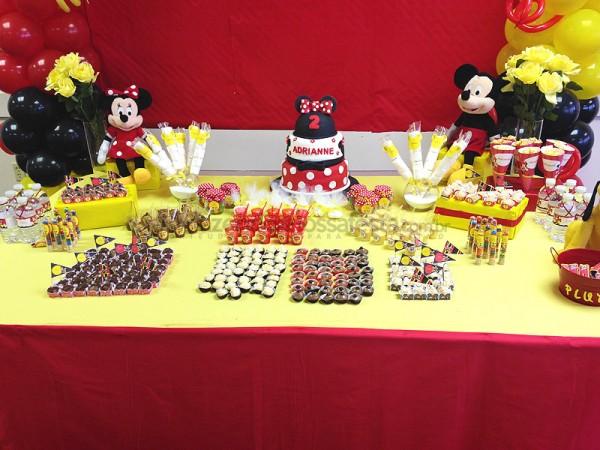 Adrianne 2 anos-Festa Do Mickey e sua Turma 2155