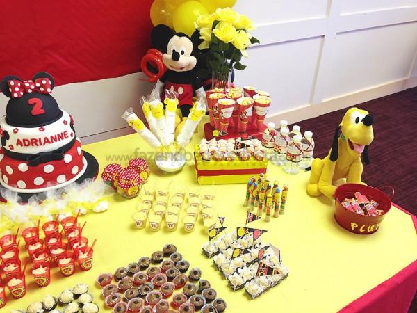 Adrianne 2 anos-Festa Do Mickey e sua Turma 2157