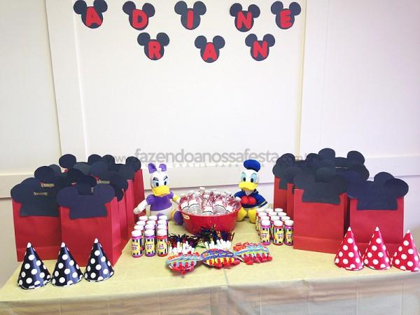 Adrianne 2 anos-Festa Do Mickey e sua Turma 2161