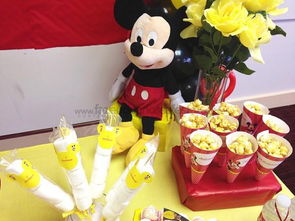 Adrianne 2 anos-Festa Do Mickey e sua Turma 2165