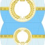 Bolsinha Coroa Príncipe