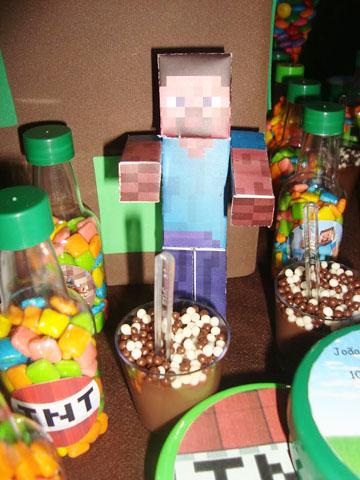 Minecraft 3D: