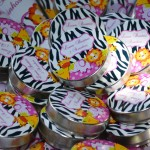 Tema: Safari para Menina – Festa da Leitora Eulina Cardoso Cavalcanti!
