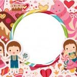 João e Maria Candy Colors – Kit Completo Digital com molduras para convites, rótulos para guloseimas, lembrancinhas e imagens!