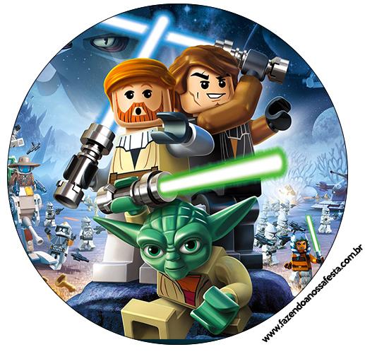 Fnf Lego Starwars 2 61 Fazendo A Nossa Festa
