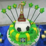 Tema: Copa do Mundo – Festa da Leitora Karla Meneses