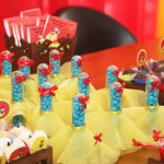 Tema: Branca de Neve – Festa da Leitora Jucimara Ferreira da Silva!