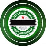 Marcador de Taças Dia dos Pais Heineken 2
