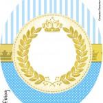 Tubete Oval Coroa Príncipe