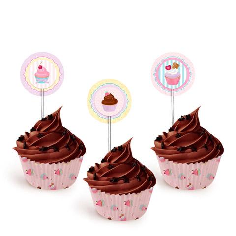 Forminhas para Cupcake: