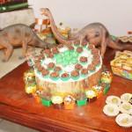 Tema: Dinossauros – Festa da Leitora Denise da Silva Moscardini!