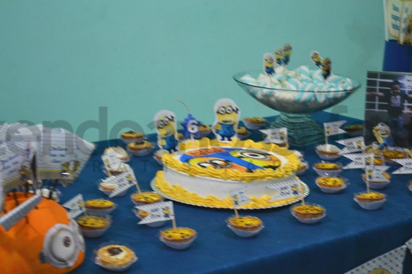 Festa Minions Patricia Souza