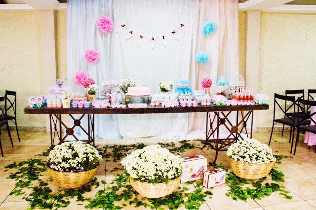 festa jardim vintage:Floral Rosa Vintage – Kit Completo com molduras para convites