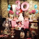 Tema: 30 anos Floral Vintage – Festa da Leitora Manu!