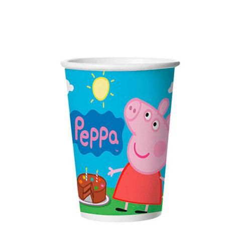 Copo Peppa Pig: