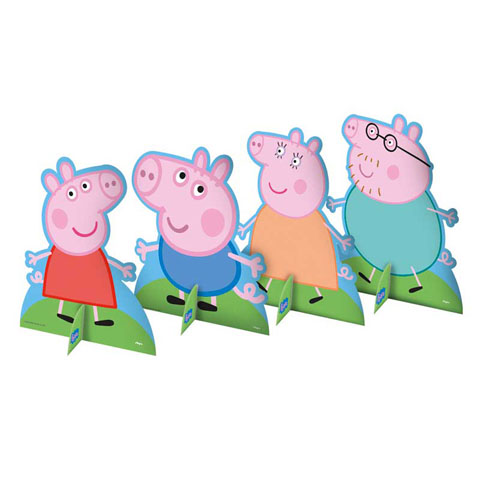 Display Peppa Pig: