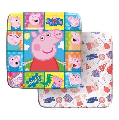 Prato Peppa Pig: