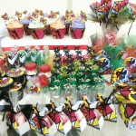 Tema: Romero Britto – Festa da Leitora Marina Lima!