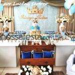 Tema: Ursinho Príncipe – Festa da Leitora Luceni Sertoro!