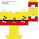 Baleiro Mickey