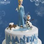 Ideias de Bolo para Festa Frozen!